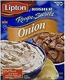 Lipton Recipe Soup and Dip Mix, Onion 1.9oz (6 Pack)