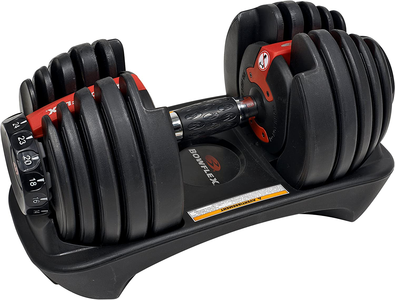 Bowflex SelectTech - Mancuernas Ajustables