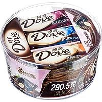 德芙巧克力拼盘290.5g(普通装促销装随机发货)