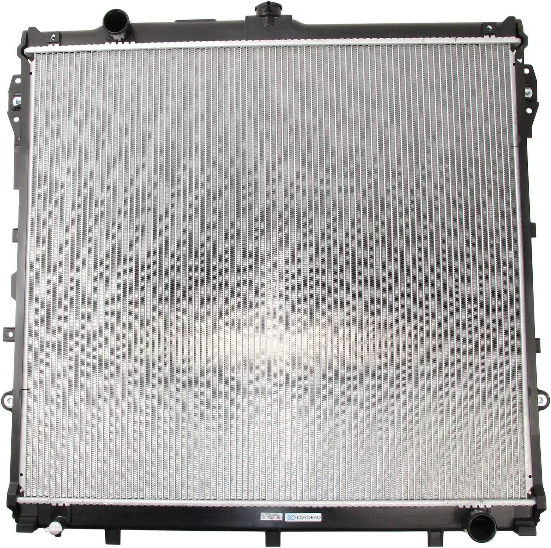 KOYORAD BRAND NEW ENGINE COOLING WATER RADIATOR PL102470