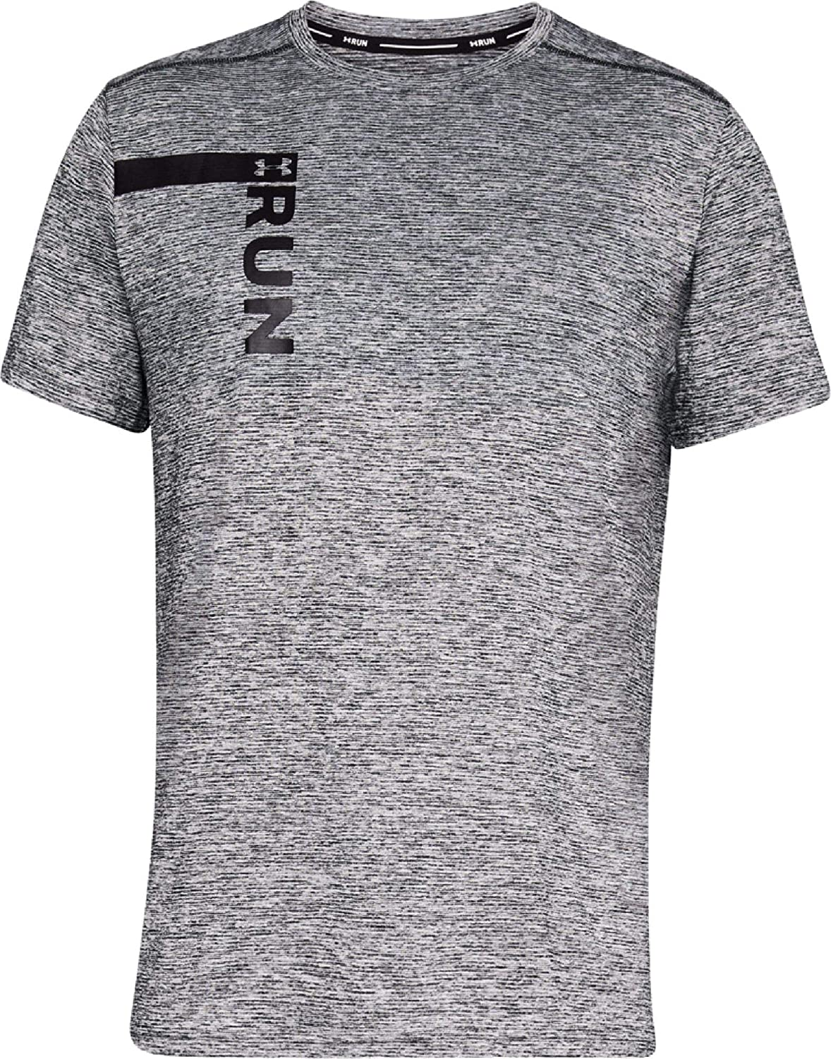 Under Armour Men's Run Tall Graphic Short Sleeve T-Shirts: Clothing