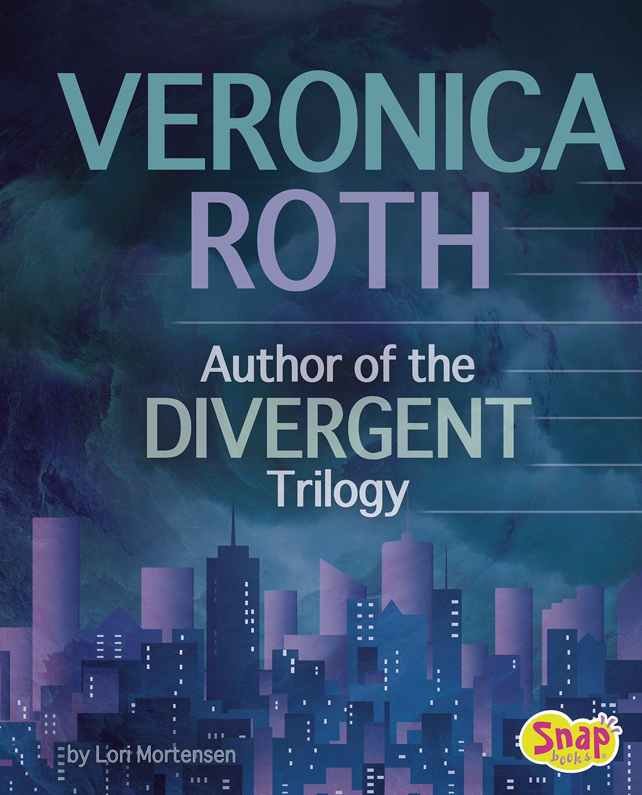 Veronica Roth: Author Of The Divergent Trilogy (famous Female Authors):  Lori Mortensen: 9781515713357: Amazon: Books
