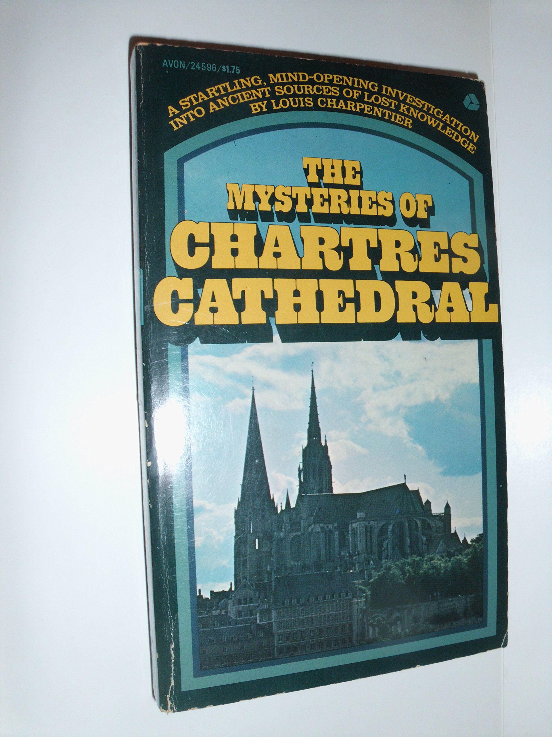 The Mysteries of Chartres Cathedral, Louis Charpentier