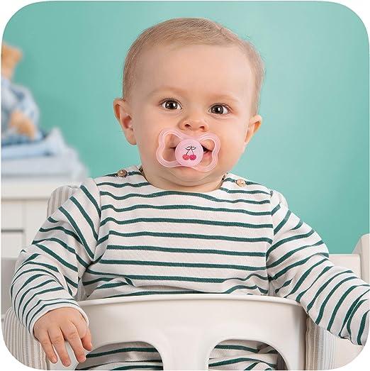 Pr/évient les irritations de la peau Chien // Pingouin D/éveloppement sain des dents et de la m/âchoire MAM Supreme Lot de 2 t/étines pour b/éb/é 6-16 mois Bo/îte /à t/étine incluse
