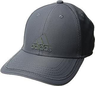 Agron Hats & Accessories Adidas da Uomo contratto cap, Uomo, White/Grey 975851
