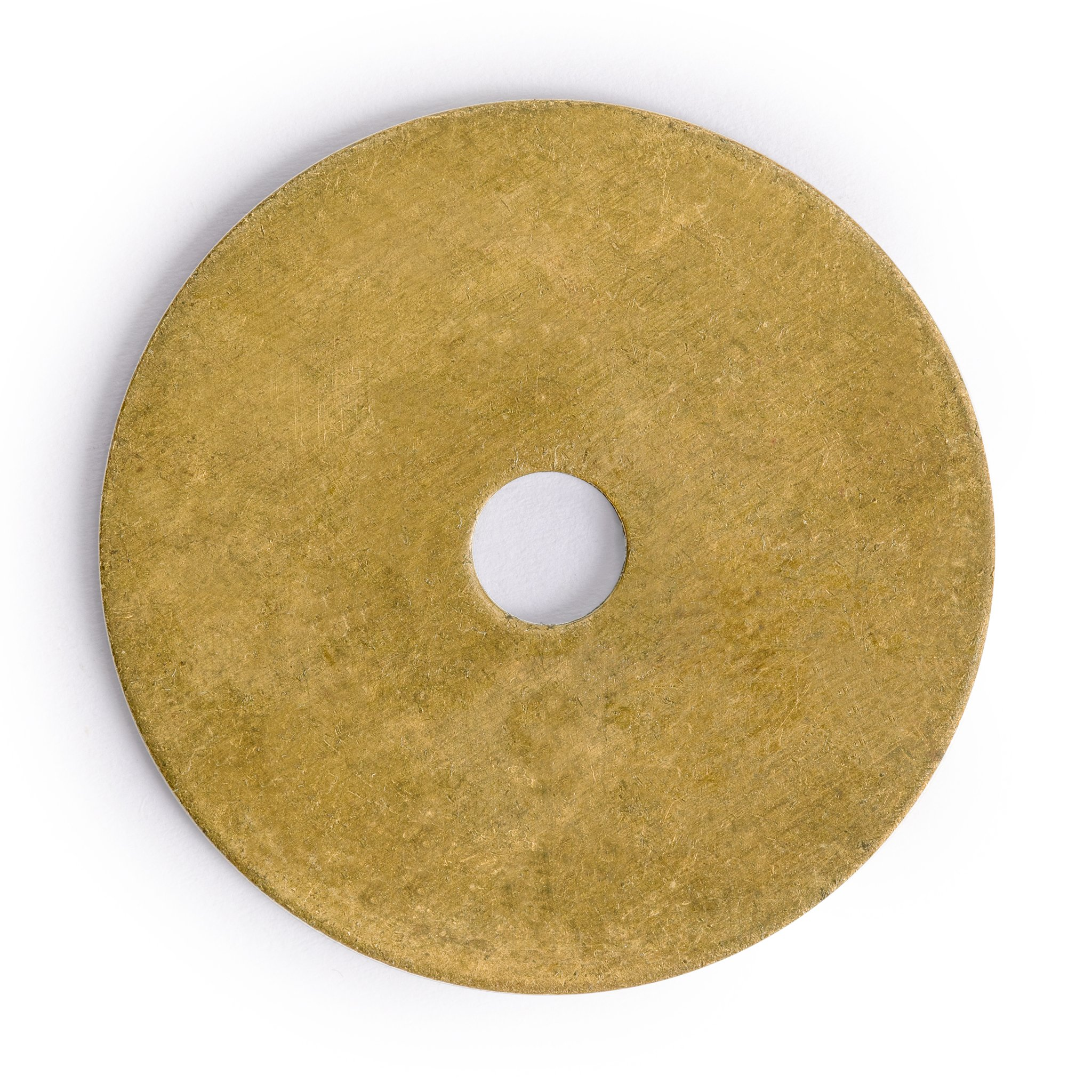 Plain Round Washers 1.1'' - Set of 10
