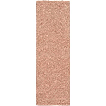 Amazon Com Surya Boc1006 268 Boca Pink Area Rug 2 6 X 8 Burnt