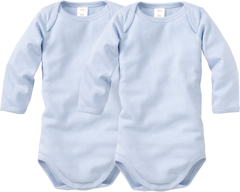 68 Baby  Body Langarm Mädchen Jungen Gr 50 86 56 80