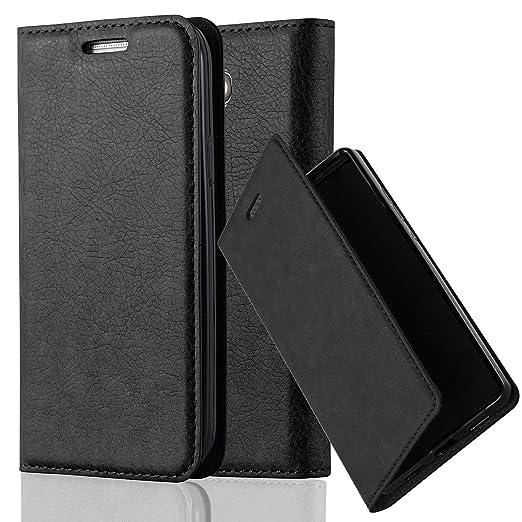 2 opinioni per Cadorabo- Custodia Book Style per Samsung Galaxy S4 MINI Design Portafoglio con