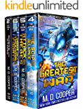 The Greatest War - A Military Science Fiction Space Opera Epic (The Orion War Collection Book 2)