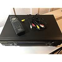 Panasonic PV-8661 4 Head OmniVision VCR VHS Tape Recorder Player Hi-Fi Stereo
