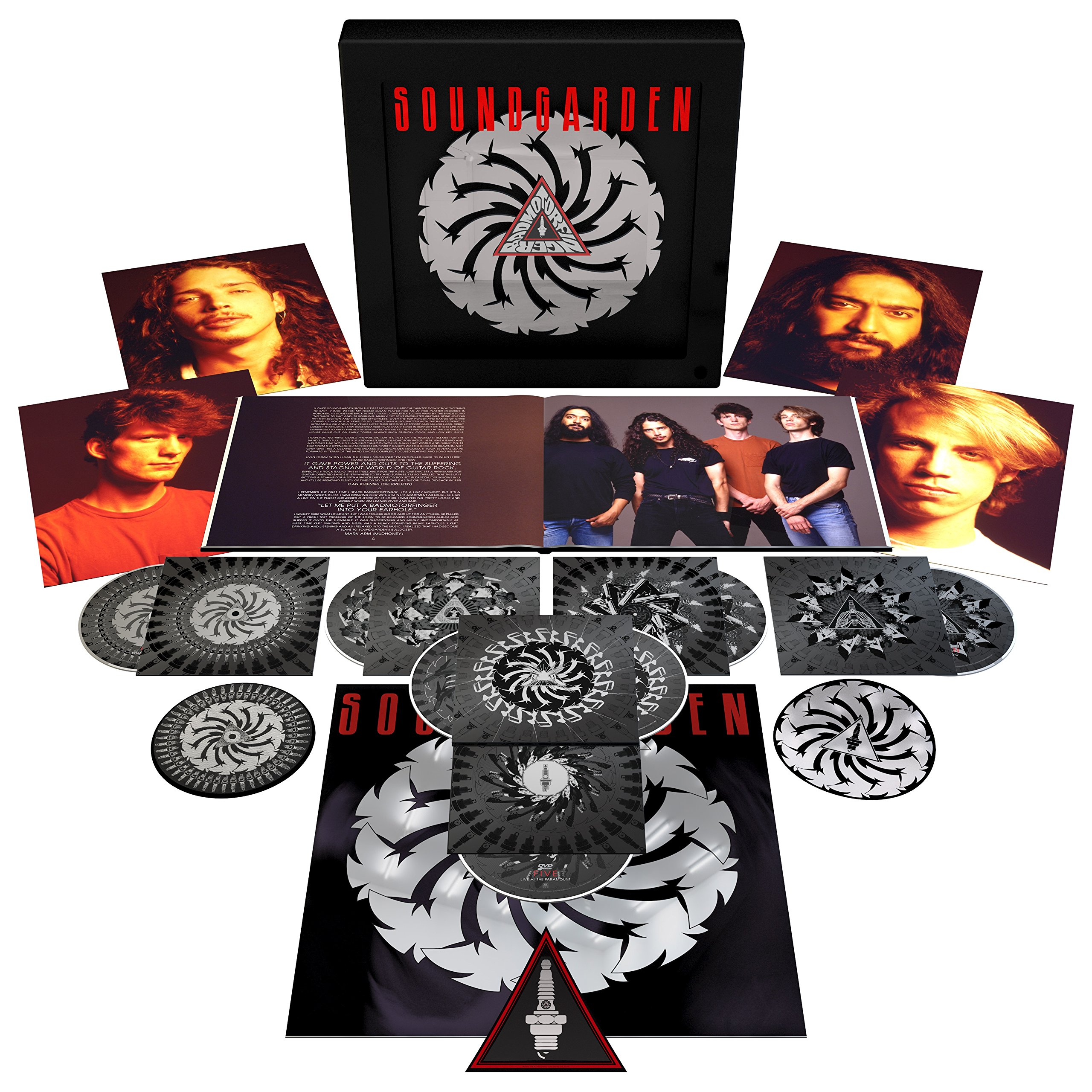 Badmotorfinger [Super Deluxe Edition]