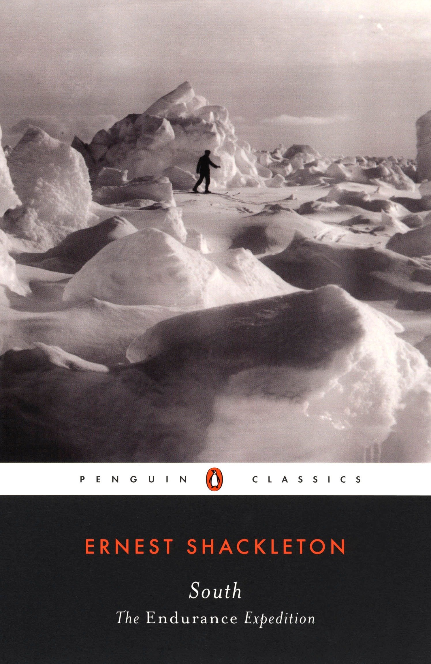 Ernest Shackleton, South (Diario dell'esploratore) - Libri di viaggio sull'Antartide