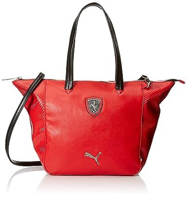 e6cba6a78e PUMA Women s Ferrari Long Sleeve Handbag