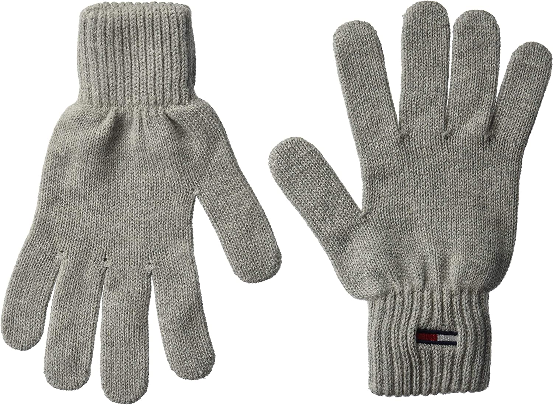 Tommy Hilfiger Tjw Basic Flag Rib Gloves Guanti Donna