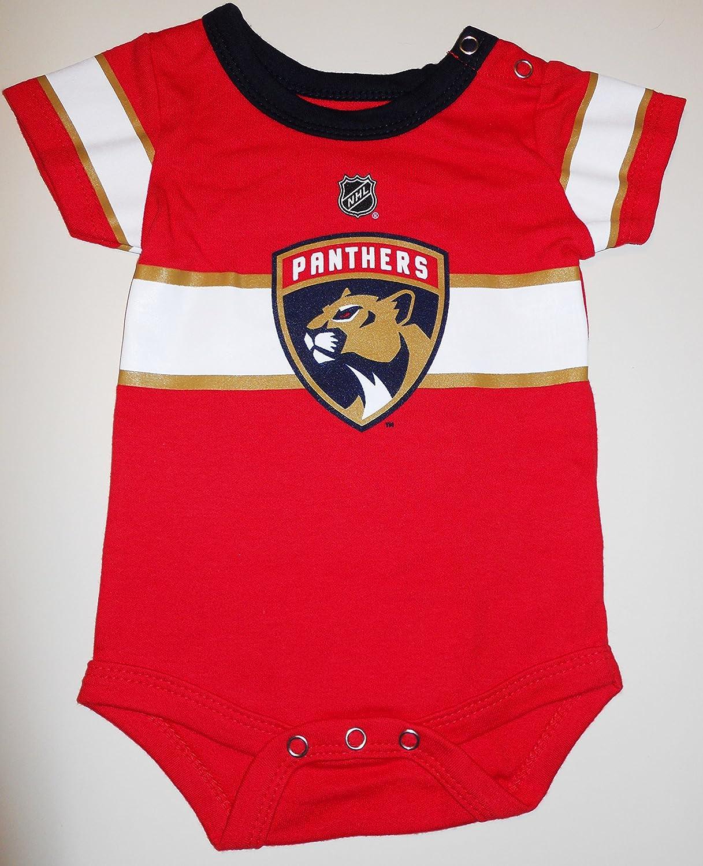 b60f9a8d Amazon.com : Florida Panthers Hockey Jersey Creeper : Sports & Outdoors