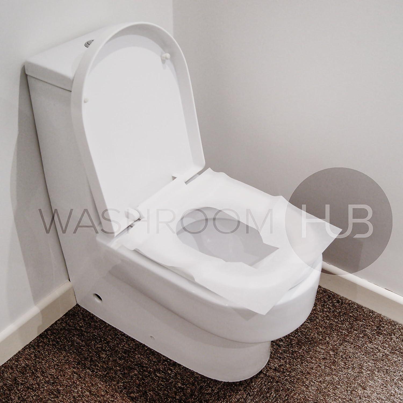 /Cover igienica per igienici Washroom Hub/ /200/confezione lusso copri water ricariche/