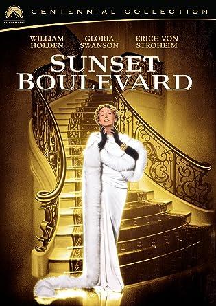 Image result for sunset boulevard dvd