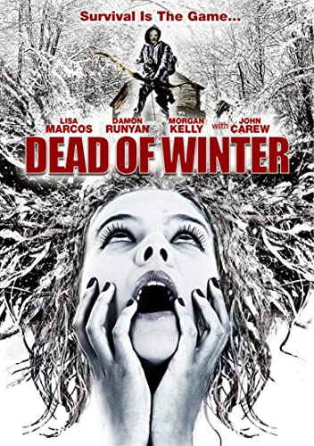 John Carew stared in Dead of Winter