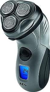 AEG HR 5655 - Afeitadora eléctrica rotativa para hombre, color antracita: AEG: Amazon.es: Salud y cuidado personal