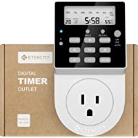 Etekcity 15A 1875W Plug-in Heavy Duty Timer Switch
