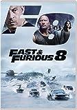 Fast & Furious 8 DVD + digital download [2017]