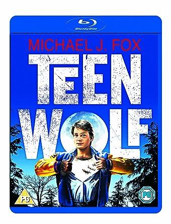 Teen Wolf [Edizione: Regno Unito] [Italia] [Blu-ray]: Amazon ...