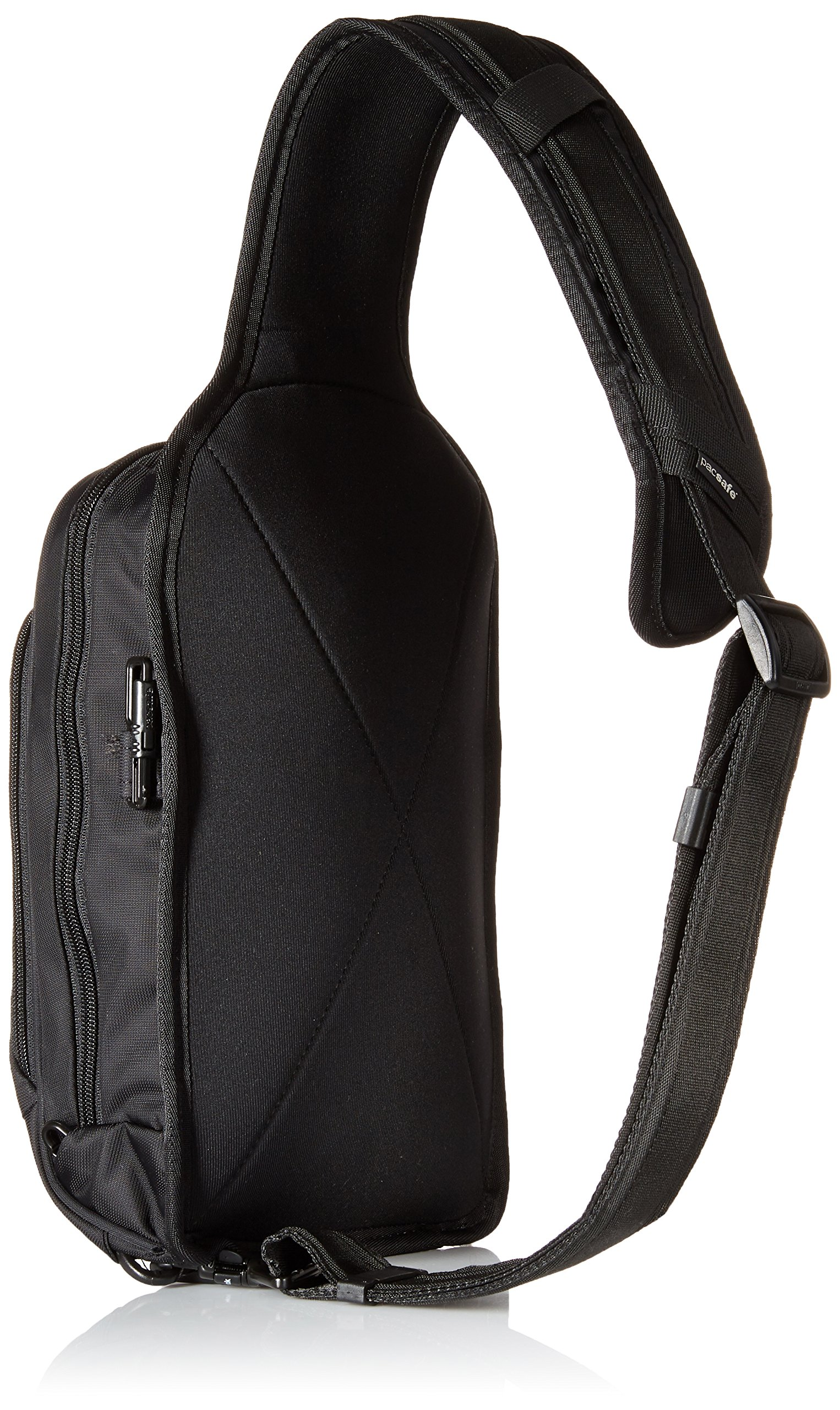 Pacsafe Metrosafe LS150 Anti-Theft Sling Backpack, Black by Pacsafe (Image #3)