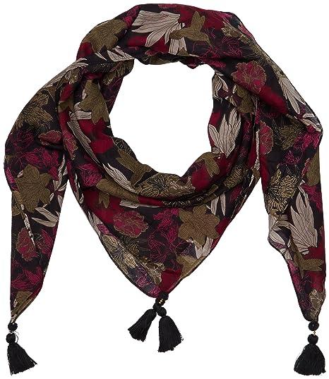 Kaporal Bryss - Foulard - Femme - Multicolore - Taille Unique  Amazon.fr   Vêtements et accessoires c13aba9b6de