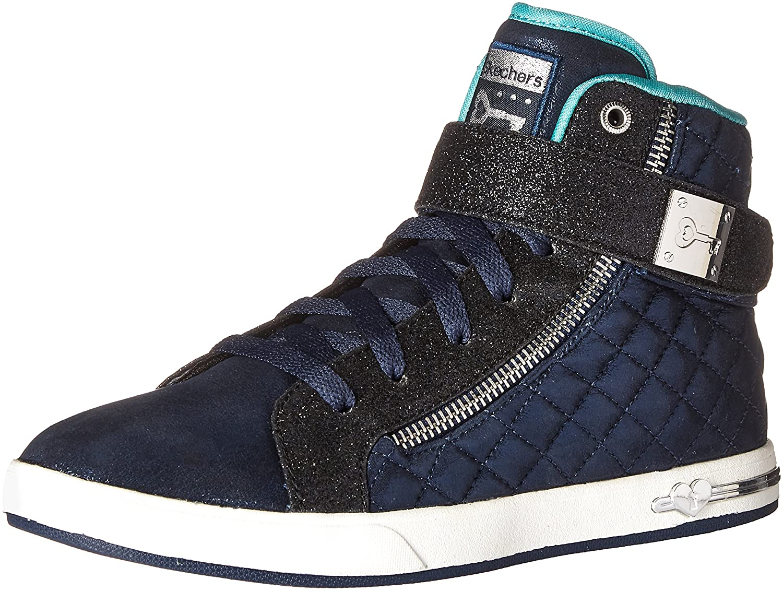 Skechers 84308L NVY Größe 32 Blau (blau)