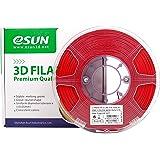 eSUN PLA+ 3D Printing Filament 1kg 1.75mm (Fire Engine Red)
