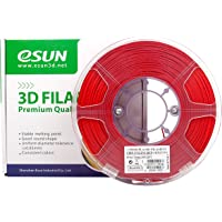 eSUN PLA+ 3D Printing Filament 1kg 1.75mm (Fire Engine Red)
