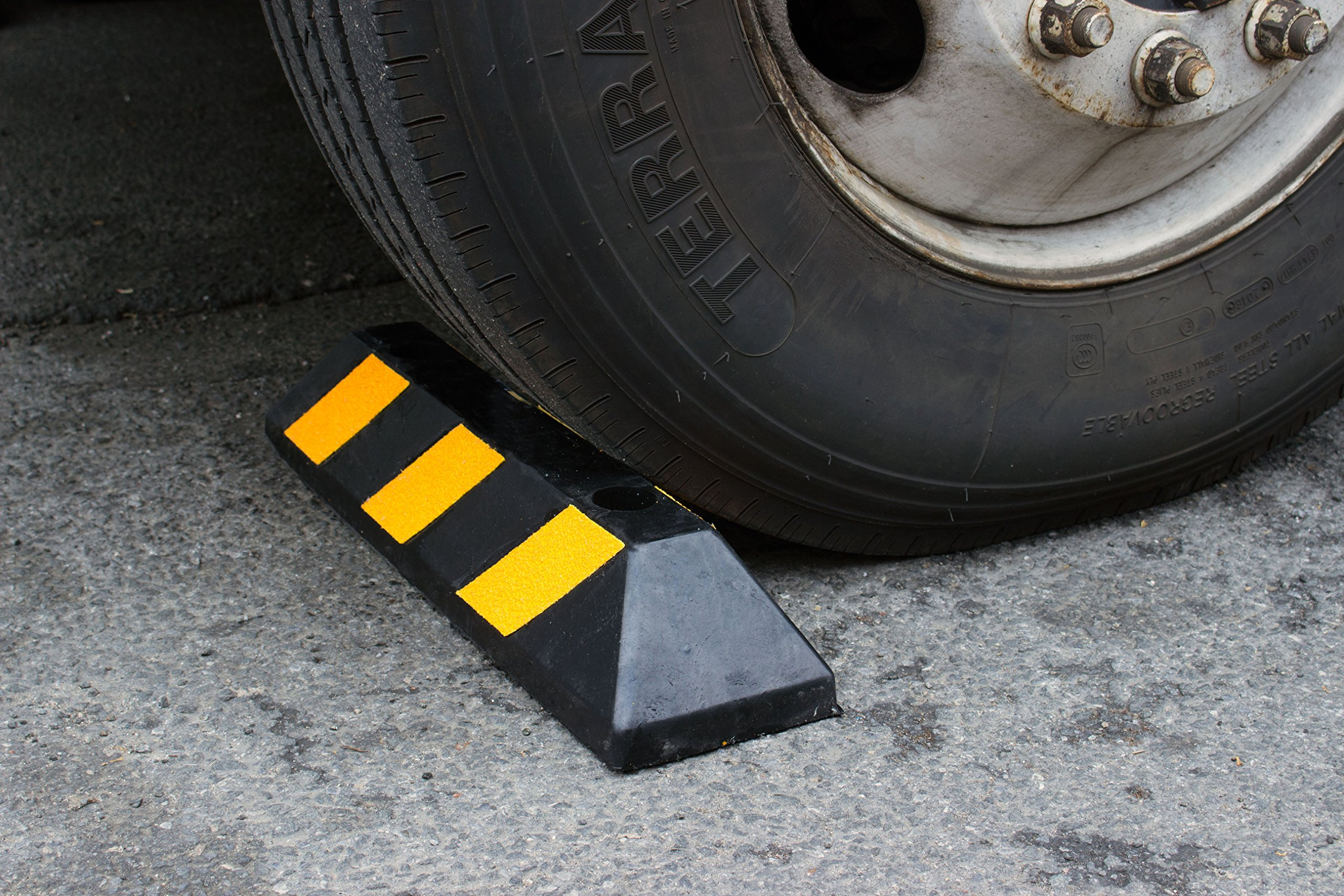 RK-BP22 Rubber Curb Truck Parking Block, 22 -Inch by RK (Image #7)