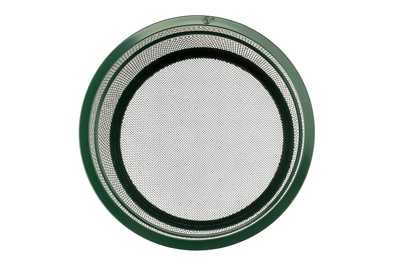 GP4-50 SE 5.5 Mini Stackable Sifting Pan 50 Holes//Square Inch