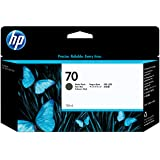 HP 70 Matte Black 130 Ml Ink Cartridge Use In Selected Hp Designjet Printers.