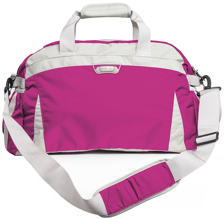 Active Fit Gym Bag - sports bag including a Wet bag and Shoe bag