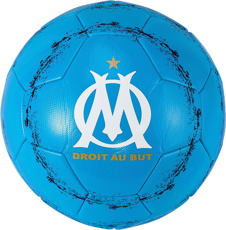 OLYMPIQUE DE MARSEILLE - Balón de fútbol (Talla 5): Amazon.es ...
