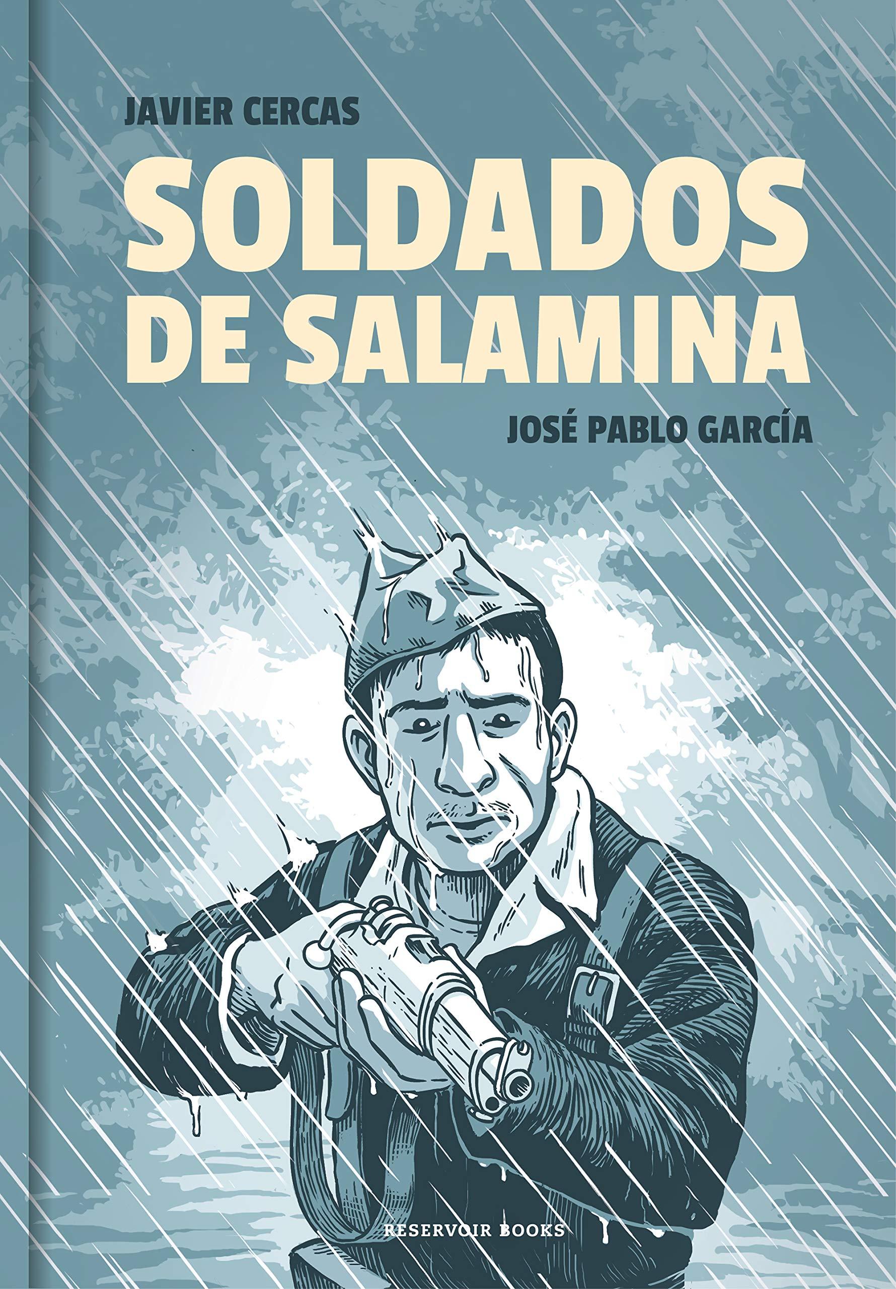 Soldados De Salamina Novela Gráfica Soldiers Of Salamis The Graphic Novel Soldados De Salamina Soldiers Of Salamis Amazon Co Uk Cercas Javier 9788417511517 Books