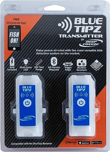 Deep Freeze Blue Tipz Transmitter Double Pack Vflex BTT-12FL