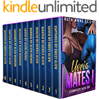 Uoria Mates Complete Series: Box Set (Books 1 - 10)