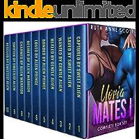 Uoria Mates Complete Series: Box Set (Books 1 - 10)