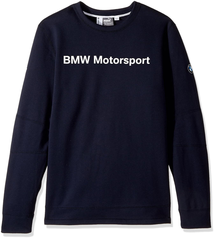 PUMA Mens BMW Motorsport Crew Neck Sweat