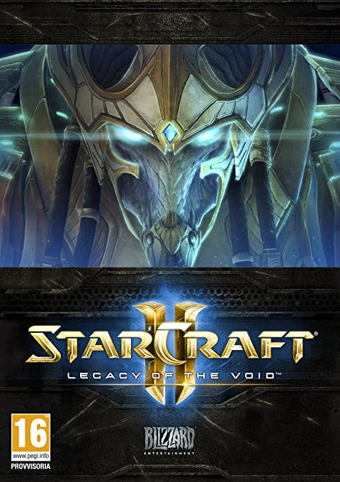 9 opinioni per Starcraft 2: Legacy Of The Void