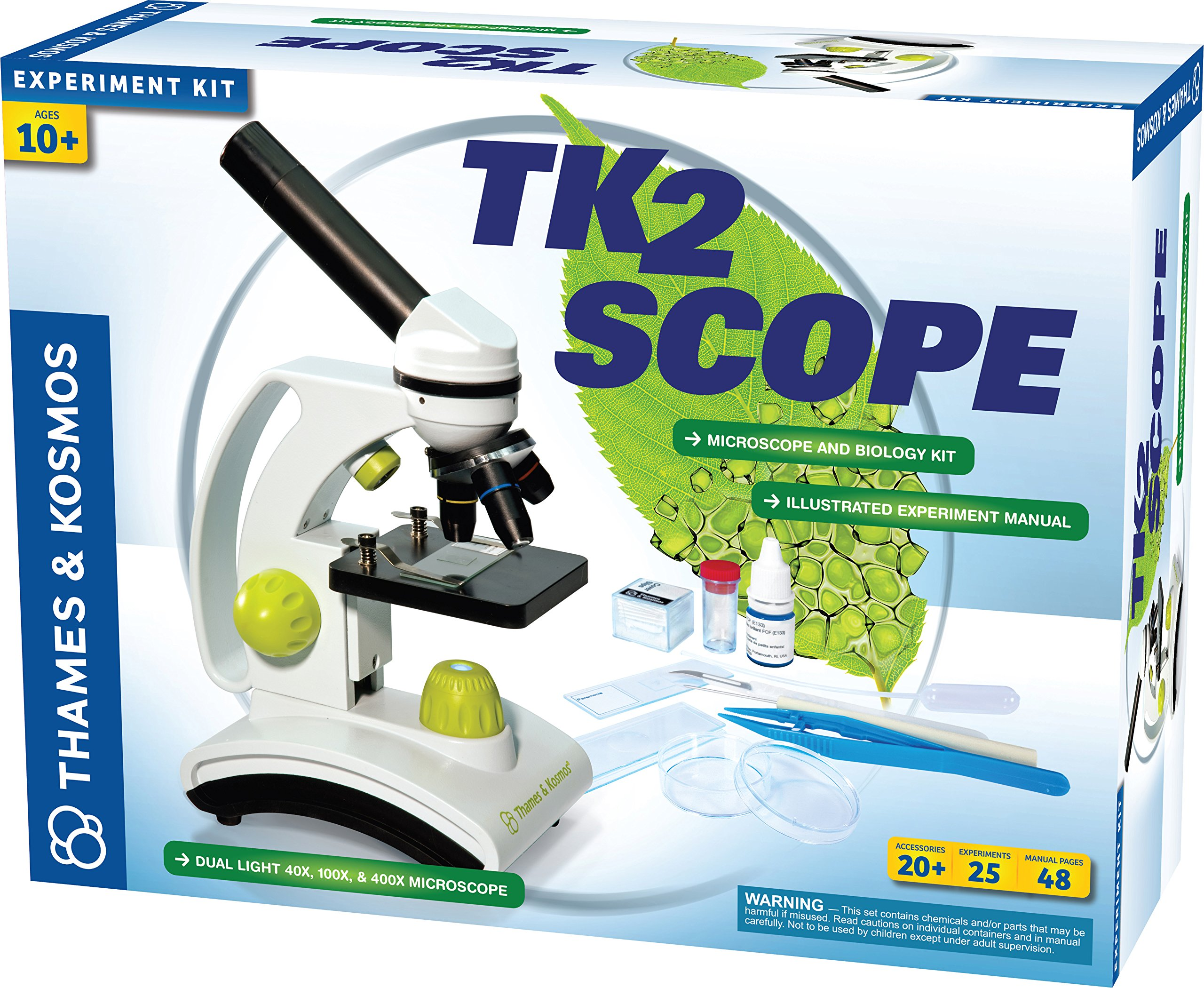 Thames and Kosmos Biology Tk2 Scope by Thames & Kosmos