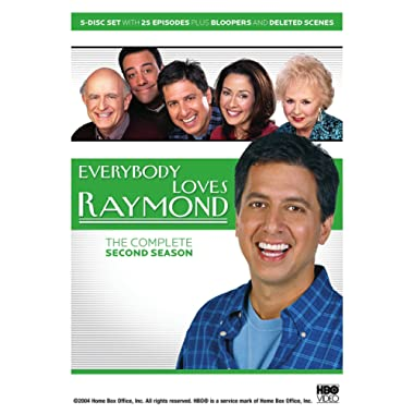 Everybody Loves Raymond: The Complete Second Season Rpkg
