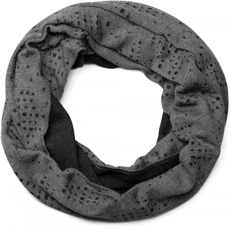 Unisex 04024070 Slouch Longbeanie styleBREAKER Beanie M/ütze im Destroyed Vintage Used Look