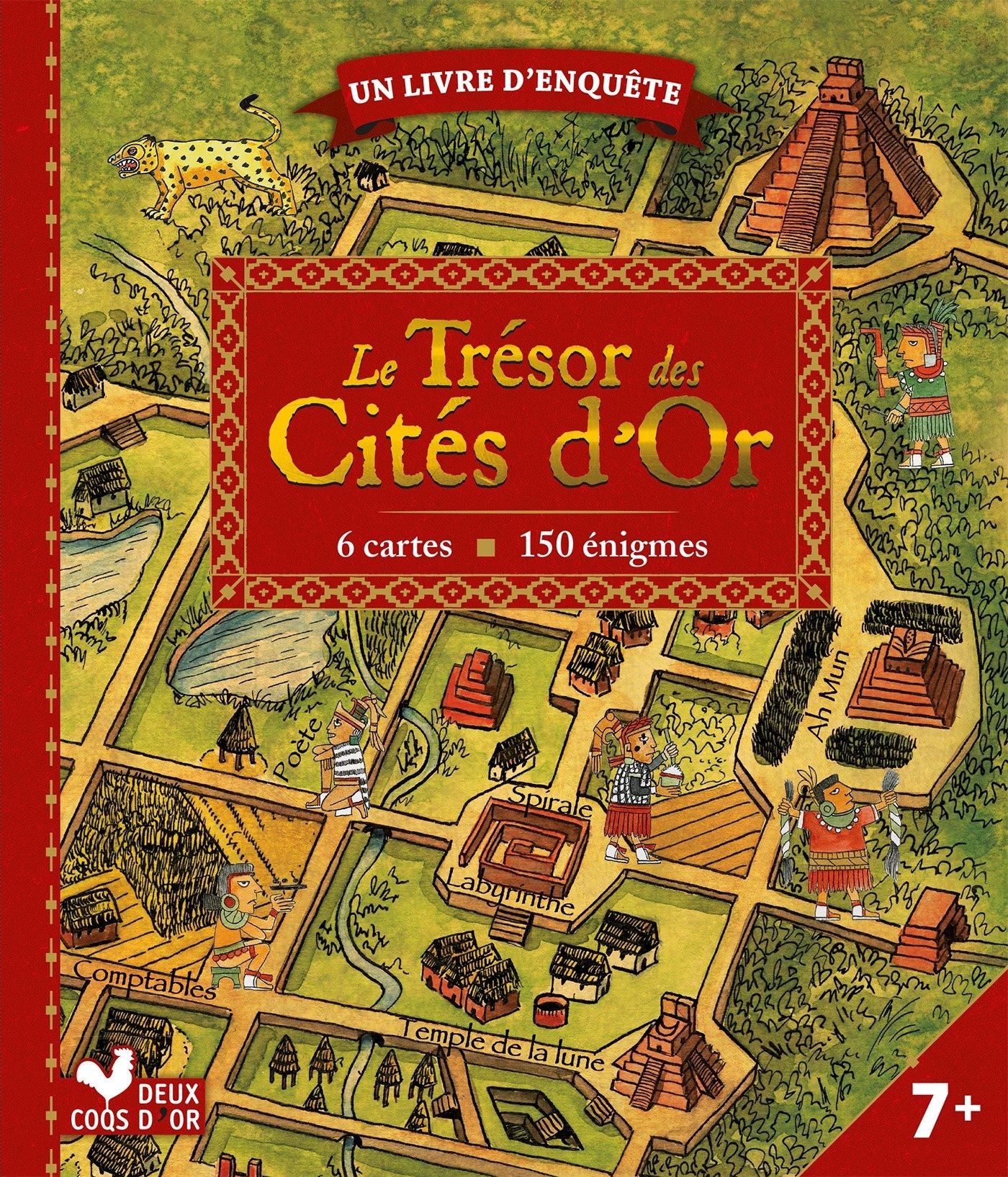 Le trésor des cités d'Or