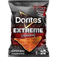 Doritos Extreme Mexicano Acı Baharatlı Süper Boy Mısır Cipsi, 113 Gr