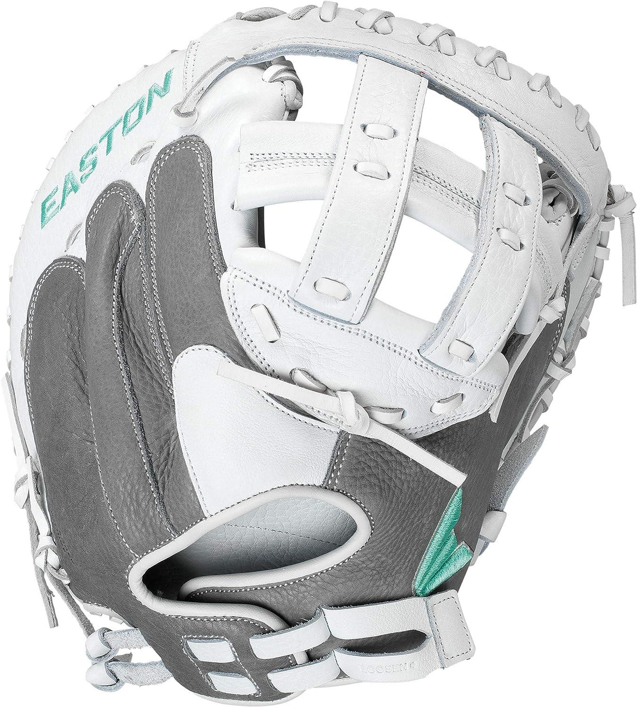 FMFP233 33 RHT EASTON Fundamental Fastpitch Softball Glove Catchers Mitt H Web