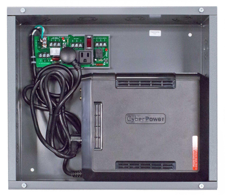 PSH850-UPS-STAT   FDI   Enclosed UPS Interface board w/850VA UPS and status